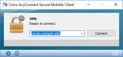 VPN Connection Prompt